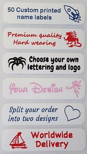 50-Personalised-Iron-On-Name-Labels-ideal-for-School-Uniform