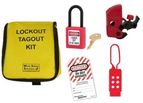Electrical Lockout Kit  Masterlock S2394