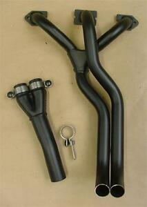 Mini-LCB-3-Branch-Sportex-Exhaust-Manifold-Suit-1-75-034-RC40-System-Inc-Clamps