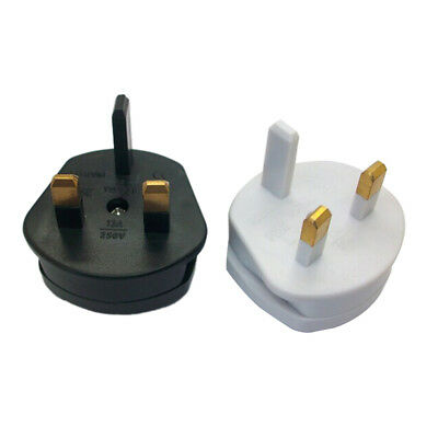 CF-9610 Shaver Adapter Plug UK To 2 Pin Socket Plug Fuse ...
