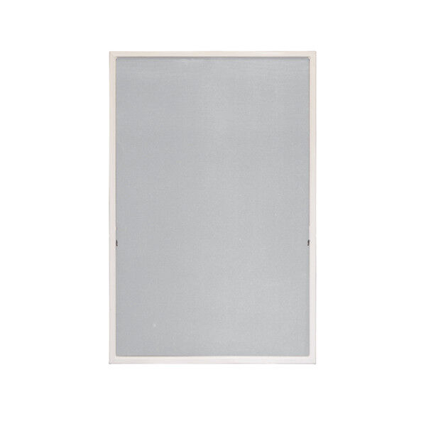 Andersen 20-11//16 in x 43-17//32 in White Aluminum Frame Casement Insect Screen