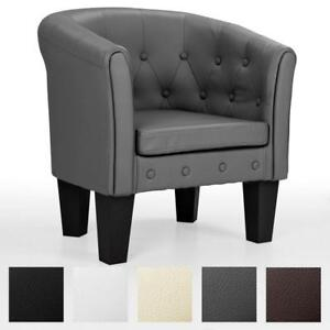 Chesterfield Sessel Lounge Couch Sofa Buro Mobel Clubsessel Homelux