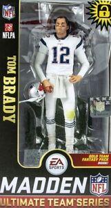 MCFARLANE NFL MADDEN 19 TOM BRADY WALMART EXCLUSIVE FIGURE Ultimate ... 170344b30