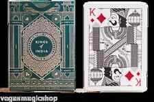 Kings of India Deck Playing Cards Poker Size USPCC Limited Edition New Sealed