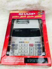 NEW Open Box Sharp EL-2192Rll Scientific Calculator Free Shipping!