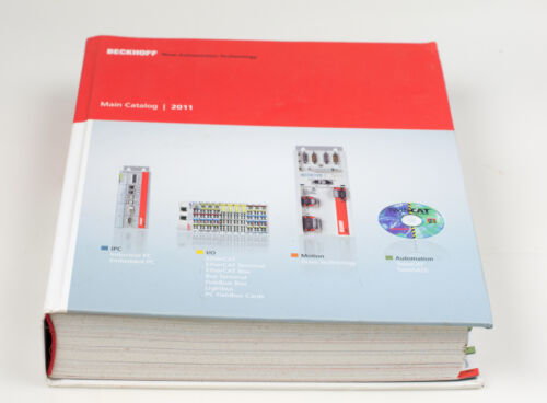 BECKHOFF Main Catalog 2011