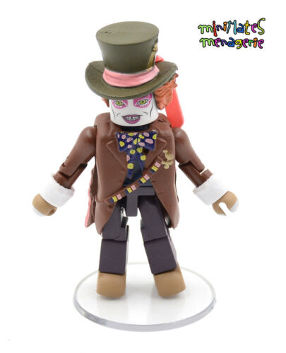Alice through the Looking Glass Minimates Series 1 Mad Hatter