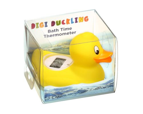TensCare Digi Duckling Digital Water Thermometer And Baby Bath Time Toy NEW
