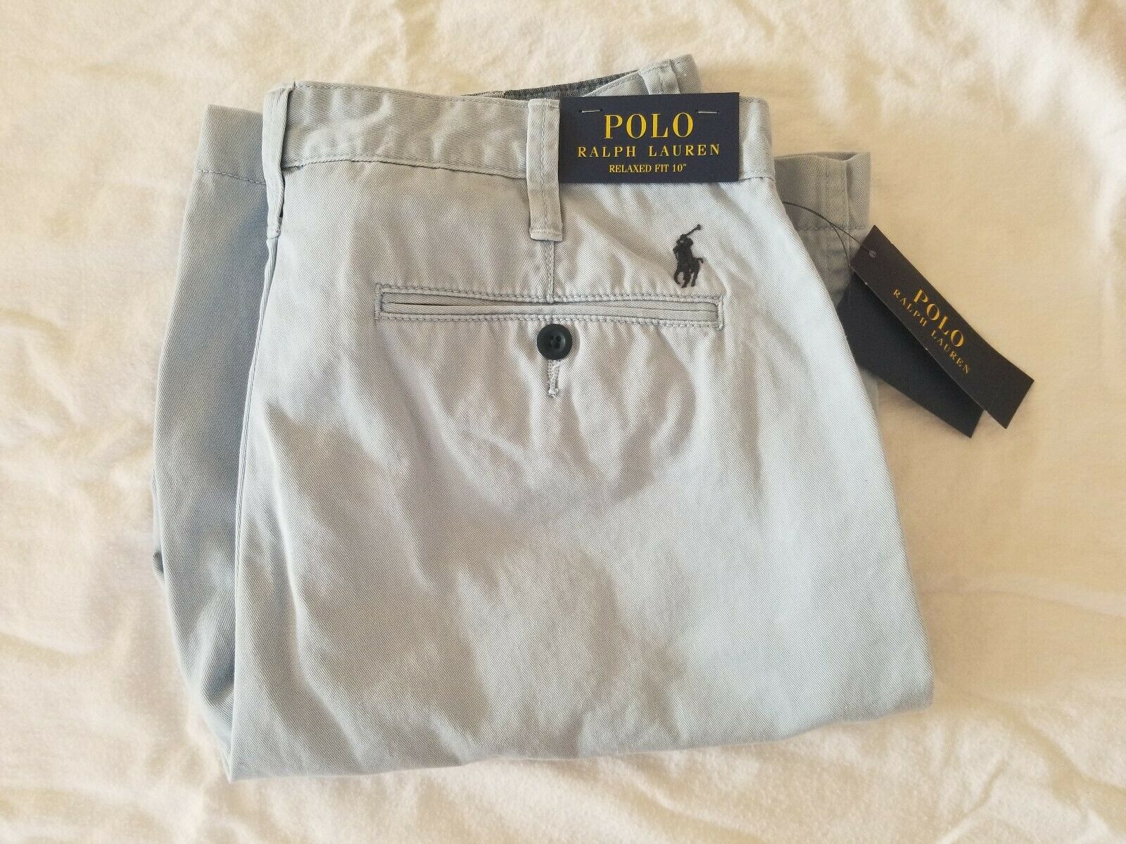 Men's, GENUINE Polo Ralph Lauren Relaxed Fit 10
