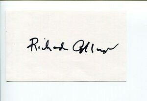 Richard-Adler-Broadway-Lyricist-amp-Composer-Tony-Award-Winner-Signed-Autograph
