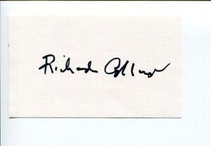 Richard-Adler-Broadway-Lyricist-Composer-Tony-Award-Winner-Signed-Autograph