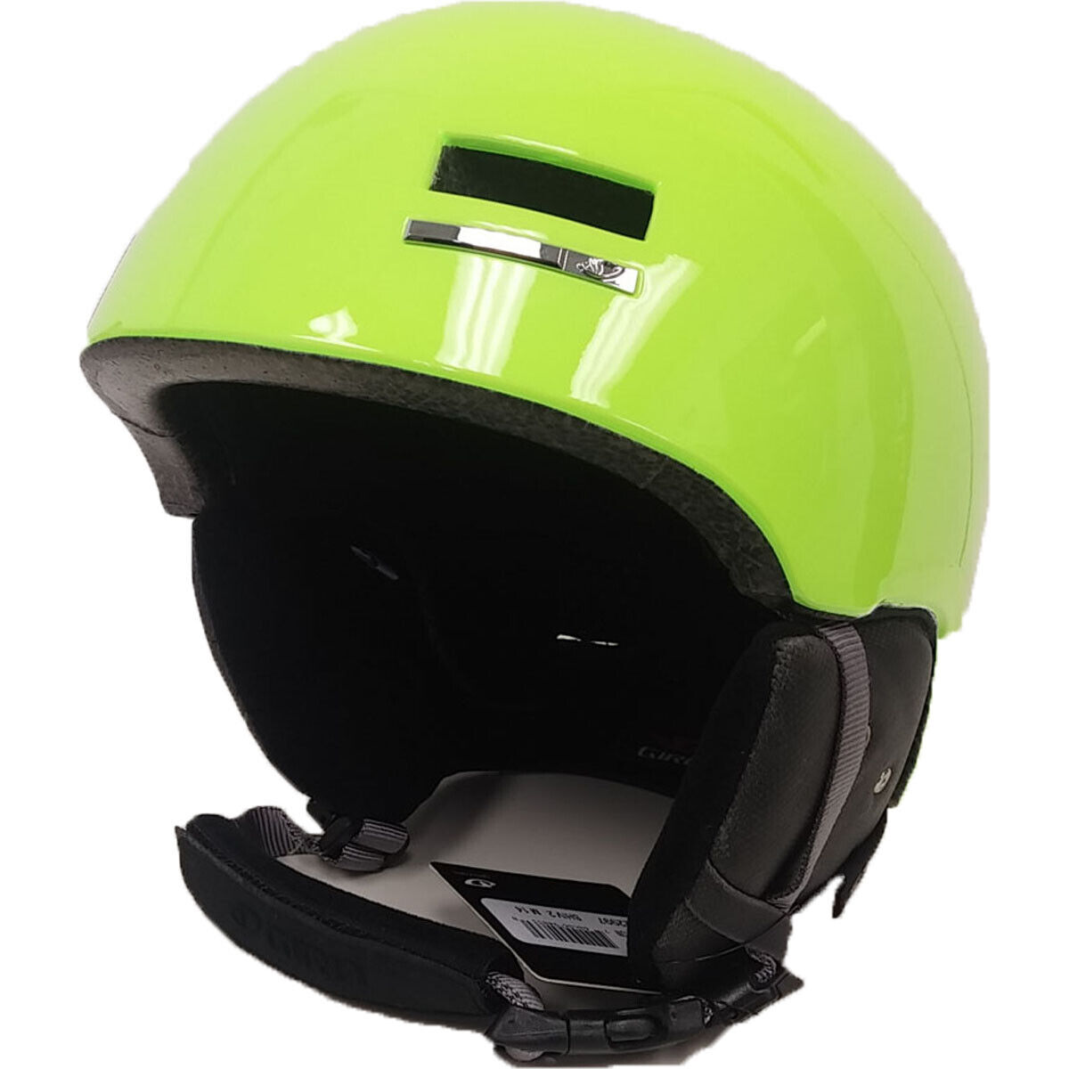 Giro Shiv 2 Snowboard Skiing Snow Helmet Hilite Yellow Adult Medium M 55.5 59 cm