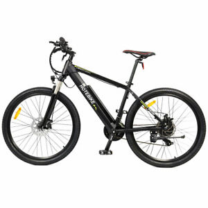 Electric-Bike-HOTEBIKE-Mountain-Bike-48V-500W-26-inch-eBike-Hidden-Battery