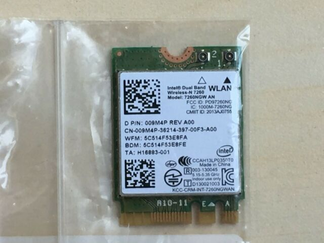WIFI Card For Computer Wireless-N 6300AGN Network System For Win7//Win8//Win10 SPM