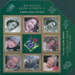Cook-Islands-2012-SG1653-Diamond-Jubilee-QEII-MS-MNH