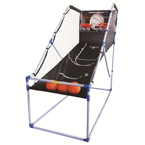 Double Shot Indoor Electronic Basketball Arcade Game FREE SHIPPING Child Kid Toy