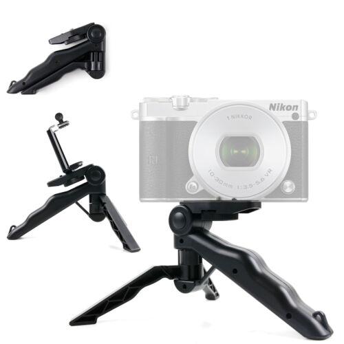Negro//Monopod Trípode de Cámara para Nikon Coolpix L30//L29//AW120//L330//P340