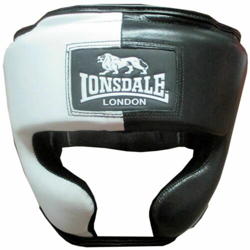 LONSDALE BARN BURNER HEAD GUARD WITH CHEEK PROTECTION SMALL NEW