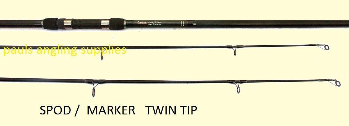 Avanti  12 Ft Spod    Marker  Rod  TWIN TIP  Fishing Rod