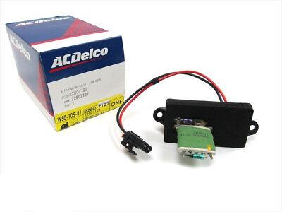 ACDelco 22807122 Heater Blower Motor Resister~Silverado~Avalanche