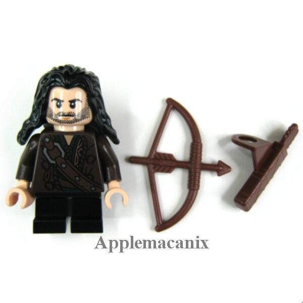 NEW LEGO Hobbit Hobbit Hobbit 79001 Escape from Mirkwood Spiders Kili the Dwarf Minifigure Fig 4d2b41