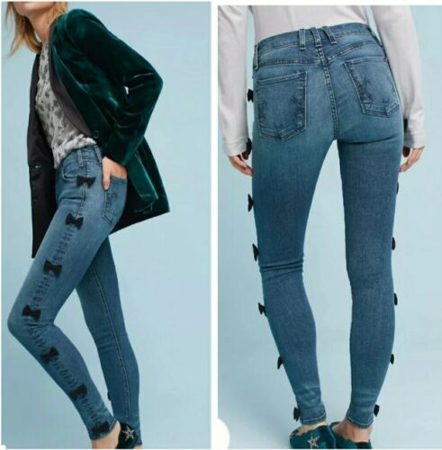 Mcguire Newton Bow Skinny Jeans Anthropology