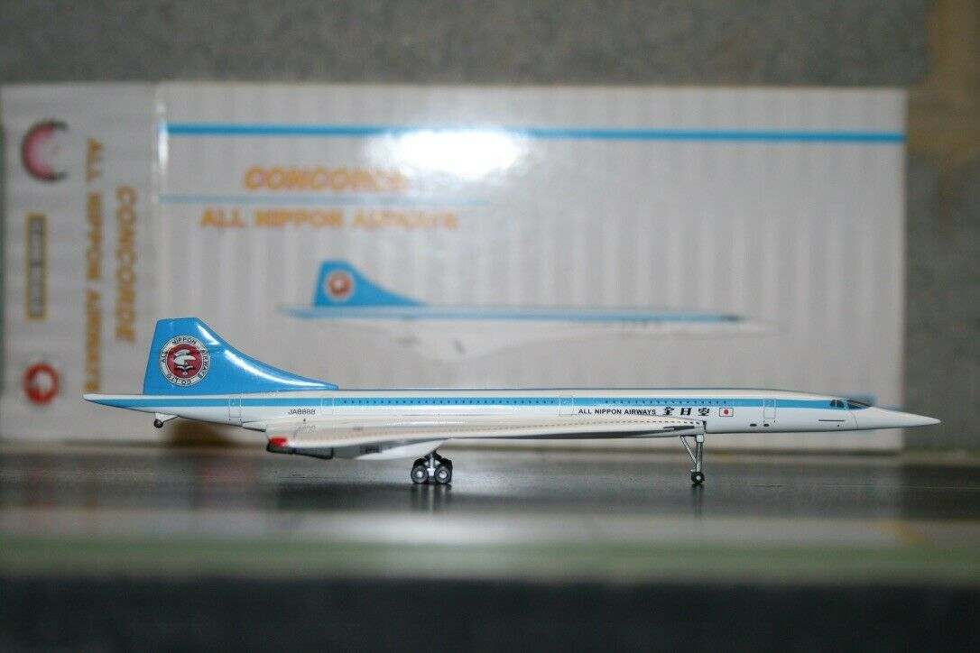 Phoenix 1 400 ANA All Nippon Airways Concorde JA8888 (PH10011) Model Plane