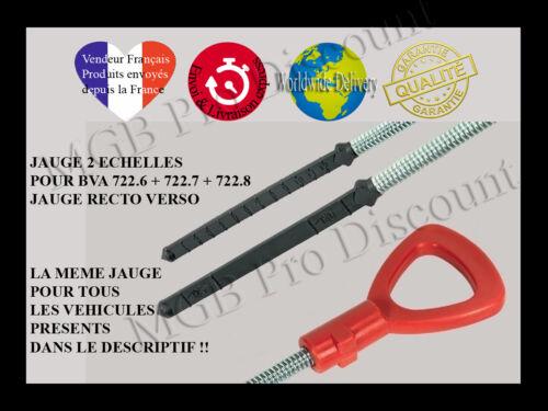 Tige JAUGE BVA BOITE AUTO Mercedes W638 W639 Vito Viano QUALITE++ ENVOI FRANCE