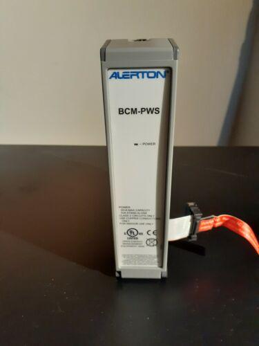 BCM PWS Module Alerton
