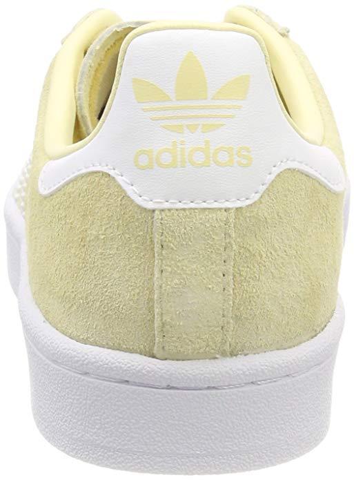 Adidas Größe ORIGINALS  Uomo Campus Yellow Niedrig-Top Trainers / Größe Adidas 12.5 UK / NEW 7909f1
