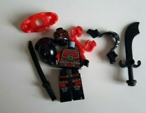 Lego ninjago figurine Jay Bleu njo004 de collection rare de 2259 2506 Genuine