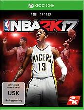 NBA 2K17 | XBOX One | gebraucht in OVP mit Anleitung