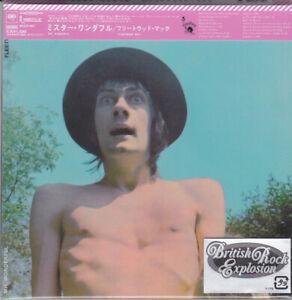 FLEETWOOD-MAC-MR-WONDERFUL-AUTH-LTD-ED-CD-JAPAN-2005-MHCP-867-NEW
