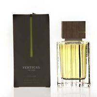 Victoria Secret Vertical 3.4 Oz Edc Men Cologne Spray In Box