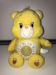 14-034-Care-Bear-Orso-Giallo-2016-FUNSHINE-che-canta-Peluche-Interattivo-Parlante