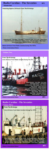 Pirate Radio The Sixties /& The Seventies Collection