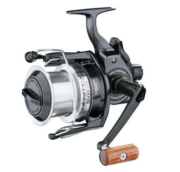 Daiwa Infinity NEW X 5500 BR Reel - IFX5500BR NEW Infinity Carp Fishing dc2110