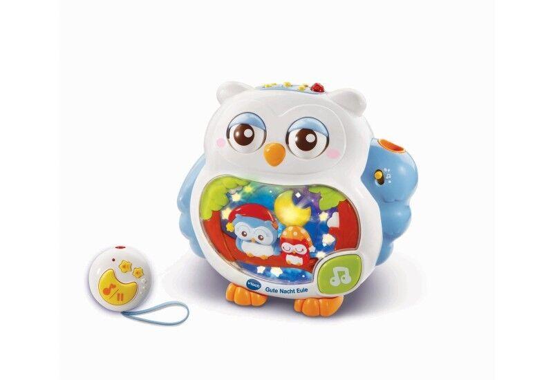 VTech  80-506504 Gute Nacht Eule Baby VTech Spieluhr