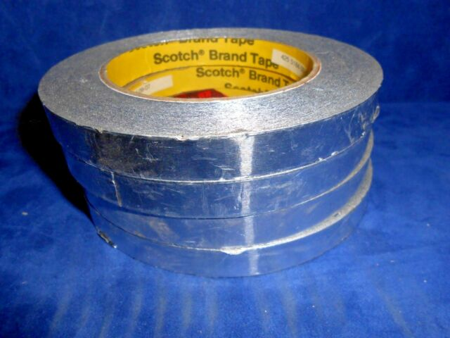 "1pc Copper Foil Conductive 1//8/"" x 55 yds EMI Shielding Tape Adhesive 5mm x 30M"
