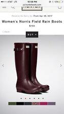e15e6fb092e Hunter Women's Norris Field Boot for sale online | eBay