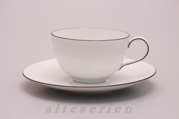 Tasse à café avec inférieure (Montantes) KPM Berlin Urbino I. choix Canto