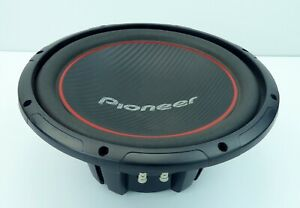 Pioneer-Component-Subwoofer-12-034-TS-W304R-1300W-Max-Power-Car-Speaker-2-Way-4-Ohm