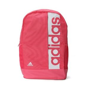 db43a85647 Image is loading Adidas-Unisex-NEO-Linear-Performance-Backpack -46x28x16cm-DM7660-