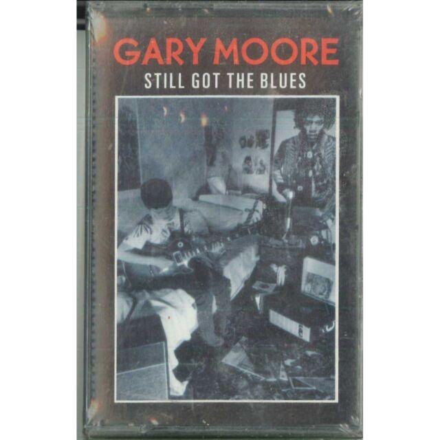 Gary Moore MC7 Still Got The Blues / Virgin TCV 2612 Sealed 5012981261245