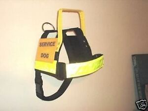 SERVICE-DOG-TRAINING-HARNESS-FOR-THE-HANDICAPPED-CUSTOM-MADE-LOOK