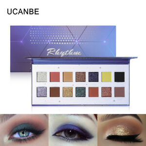 14-Color-Pearl-Glitter-Eye-Shadow-Powder-Palette-Matt-Eyeshadow-Cosmetic-Makeup
