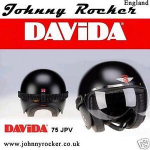 Davida-75-JPV-Johnny-Rocker-Jet-Style-Open-light-Tint-face-universal-visor