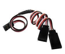 """150mm 6"""" Y Servo Extension Cord Lead Wire Cable - Helicopter Airplane Car Truck"""