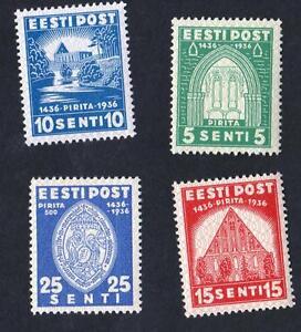 ESTONIE-N-146-a-149-NEWS-CV-9