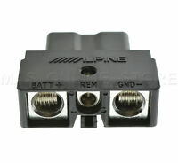 Alpine Pdx-m6 Pdxm6 Genuine Quick Connect Power Plug Pay Today Ships Today